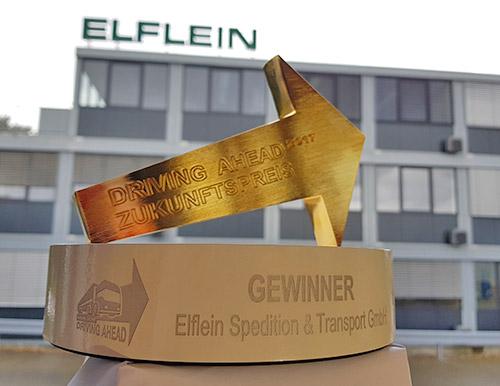 Zukunftspreis-Auszeichnung